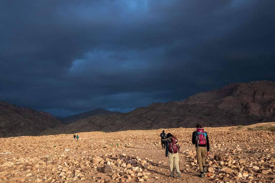 History Hike in Al-Meten