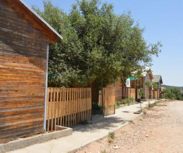 Ajloun Tourist Resort Cottages
