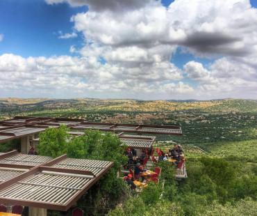 Oak Restaurant _ Ajloun Forest Reserve