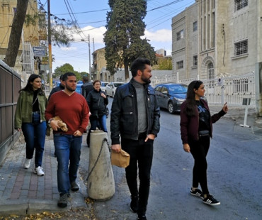 Online CULTURE WALK with Dtour