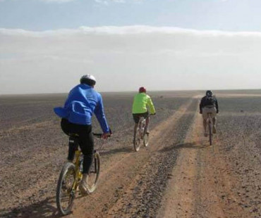 Azraq Village Biking Trail